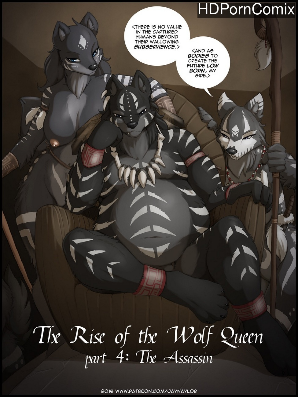 Assasin Animated Porn Gay the rise of the wolf queen 4 - the assassin cartoon comic