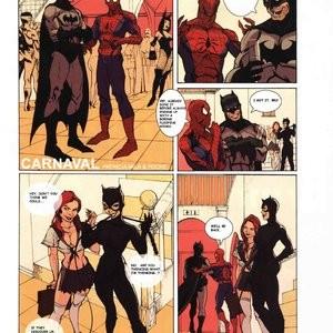 Carnaval Porn Comic 002