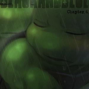 Porn Comics - Black And Blue 6 PornComix
