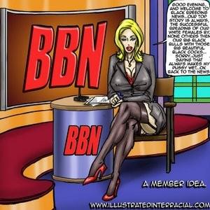 Porn Comics - Black Breeding Network 1 PornComix
