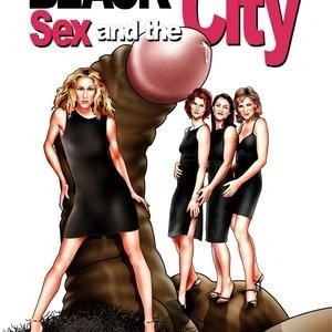 Porn Comics - Black Sex And The City Sex Comic