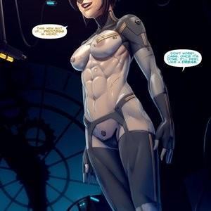 Porn Comics - Cassandra's Surrogate Body Porn Comic