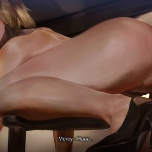 Mercy - Third Audition Porn Comic 114