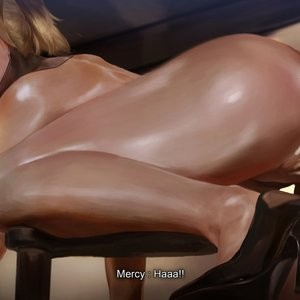 Mercy - Third Audition Porn Comic 151