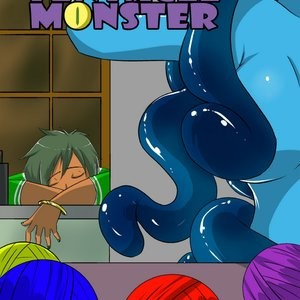 Porn Comics - A Date With A Tentacle Monster 9 Cartoon Porn Comic