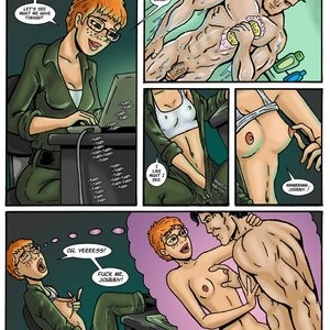 Porn Comics - Danger Girl – In The Clutches Of Cobra 1 Cartoon Porn Comic