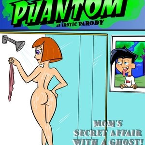 Porn Comics - Danny Phantom – An Erotic Parody Porn Comic