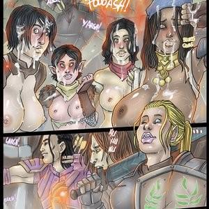 Darkspawn Party Porn Comic 009