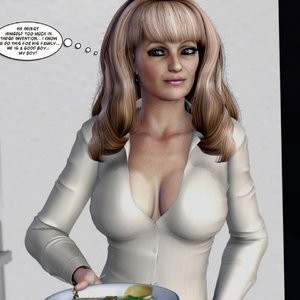 Deus In Machina Porn Comic 006