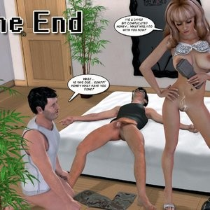 Deus In Machina Porn Comic 119