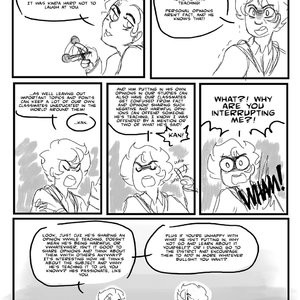 Detention & Discipline Porn Comic 003