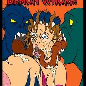 Porn Comics - Dorothy Demon Whore 2 Sex Comic