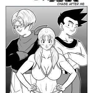 Porn Comics - Dragon Ball XXX – Chase After Me PornComix