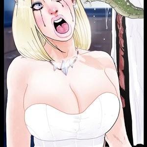 Porn Comics - Emma Frost VS The Brain Worms PornComix