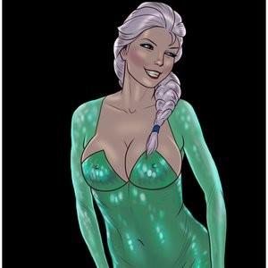 Porn Comics - Elsa Meets Jack Sex Comic