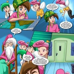 A Last Wish Porn Comic 008