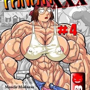 Porn Comics - Fanatixxx 4 – Muscle Madness 2 Cartoon Comic