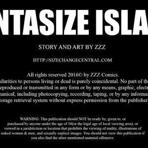 Porn Comics - Fantasize Island 1 Cartoon Porn Comic