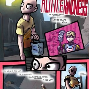A Little Kindness Porn Comic 002