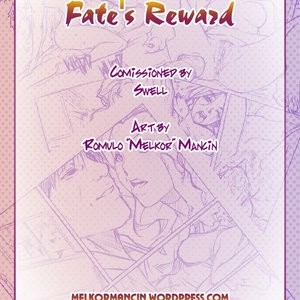Porn Comics - Fate's Reward Porn Comic