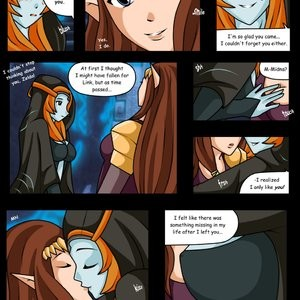 A love Of Light And Shadow Porn Comic 004