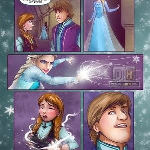 Frozen Porn Comic 002
