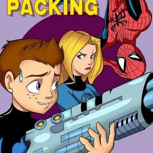 Porn Comics - A Power Packing Sex Comic