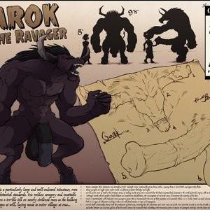 Porn Comics - Garok The Ravager Porn Comic
