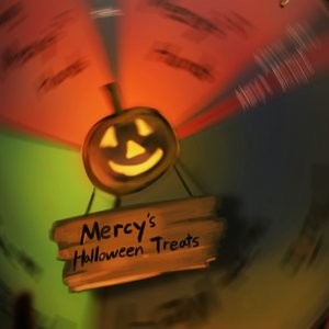 Halloween Party With Mercy Porn Comic 003