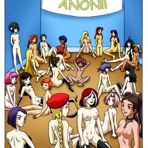 Porn Comics - Happy Birthday Anon PornComix