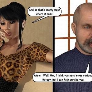 Hallowen Fantasy Sex Comic