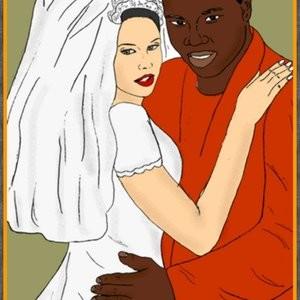 Porn Comics - Her Wedding Day Cartoon Comic