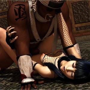 Hinata & Killer Bee Porn Comic 010