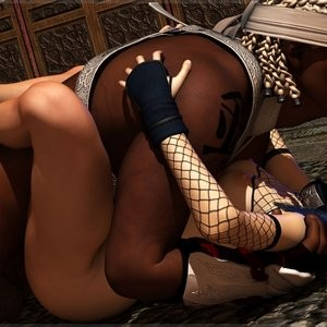Hinata & Killer Bee Porn Comic 013