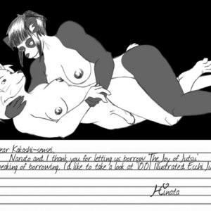 Hinata's Love Jutsu Porn Comic 009