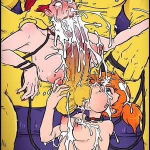 Hypno-Tized Porn Comic 006