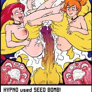Hypno-Tized Porn Comic 008