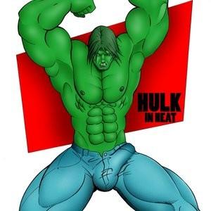 Porn Comics - Hulk In Heat Porn Comic