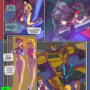 I Like Big Autobutts And I Cannot Lie Cartoon Porn Comic