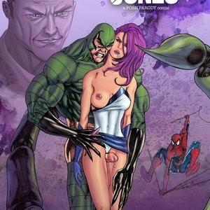 Porn Comics - Jessica Jones PornComix