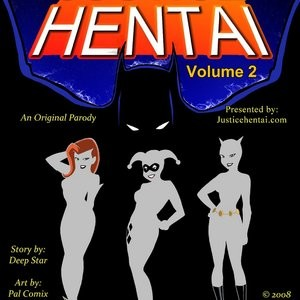 Porn Comics - Justice Hentai 2 Cartoon Porn Comic