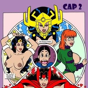Porn Comics - Jump Pages 2 Porn Comic