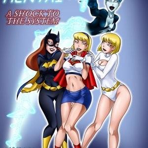 Porn Comics - Justice Hentai 4 PornComix