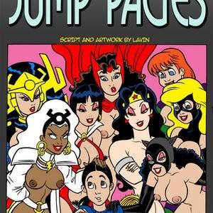 Porn Comics - Jump Pages 1 Cartoon Porn Comic