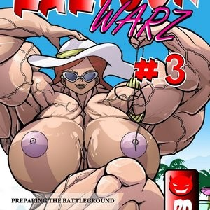 Porn Comics - Kartoon Warz 3 – Preparing The Battleground Sex Comic