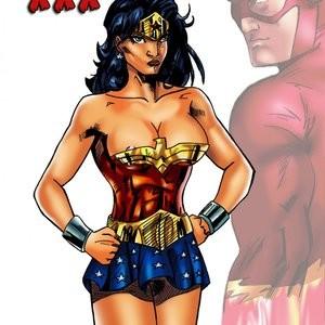 Porn Comics - Justice League XXX Porn Comic