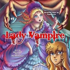 Porn Comics - Lady Vampire 1 Porn Comic