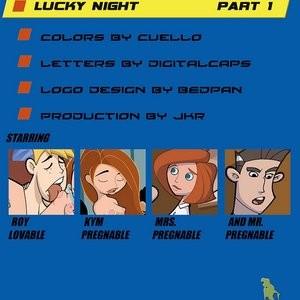 Porn Comics - Kym Pregnable 1 Porn Comic