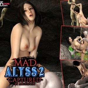Porn Comics - Mad Alyss 2 – Captured PornComix