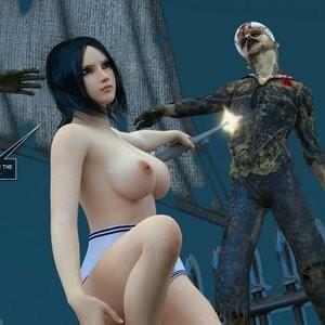 Mad Alyss 4 - Ghost Ship Porn Comic 018